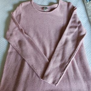 Heather Rose colored tunic sweater, very warm!